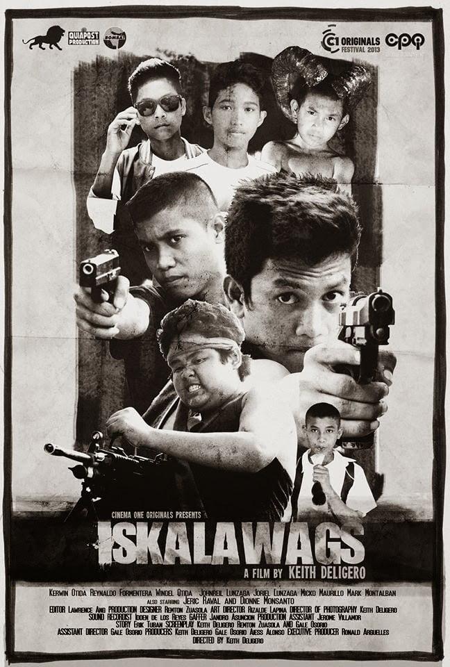 Poster Iskalawags